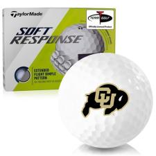 Taylor Made Soft Response Colorado Buffaloes Golf Ball