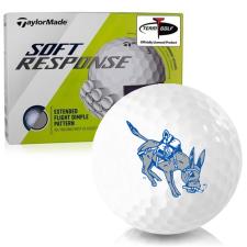 Taylor Made Soft Response Colorado School of Mines Orediggers Golf Ball