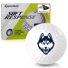 Taylor Made Soft Response UConn Huskies Golf Ball