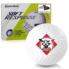 Taylor Made Soft Response Davidson Wildcats Golf Ball