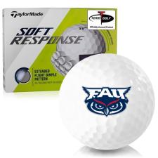 Taylor Made Soft Response Florida Atlantic Owls Golf Ball
