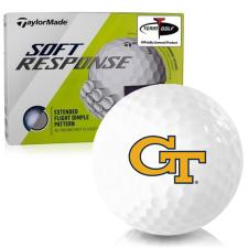 Taylor Made Soft Response Georgia Tech Golf Ball