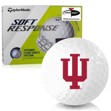 Taylor Made Soft Response Indiana Hoosiers Golf Ball