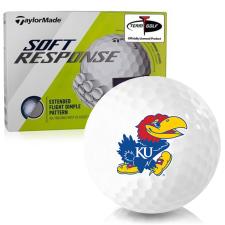 Taylor Made Soft Response Kansas Jayhawks Golf Ball