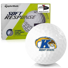 Taylor Made Soft Response Kent State Golden Flashes Golf Ball