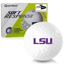 Taylor Made Soft Response LSU Tigers Golf Ball