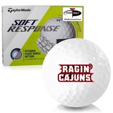 Taylor Made Soft Response Louisiana Ragin' Cajuns Golf Ball