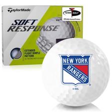 Taylor Made Soft Response New York Rangers Golf Ball