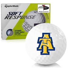 Taylor Made Soft Response North Carolina A&T Aggies Golf Ball