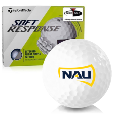 Taylor Made Soft Response Northern Arizona Lumberjacks Golf Ball