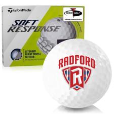Taylor Made Soft Response Radford Highlanders Golf Ball