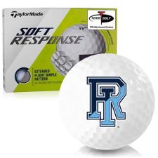 Taylor Made Soft Response Rhode Island Rams Golf Ball