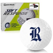 Taylor Made Soft Response Rice Owls Golf Ball