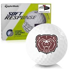 Taylor Made Soft Response Southwest Missouri State Bears Golf Ball