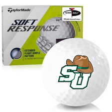 Taylor Made Soft Response Stetson Hatters Golf Ball