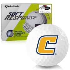 Taylor Made Soft Response Tennessee Chattanooga Mocs Golf Ball