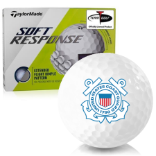 Taylor Made Soft Response US Coast Guard Golf Ball