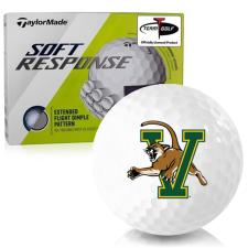 Taylor Made Soft Response Vermont Catamounts Golf Ball