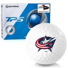 Taylor Made TP5 Columbus Blue Jackets Golf Balls