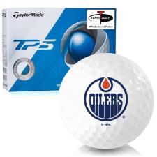 Taylor Made TP5 Edmonton Oilers Golf Balls