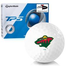 Taylor Made TP5 Minnesota Wild Golf Balls