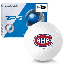 Taylor Made TP5 Montreal Canadiens Golf Balls