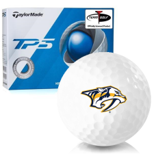 Taylor Made TP5 Nashville Predators Golf Balls