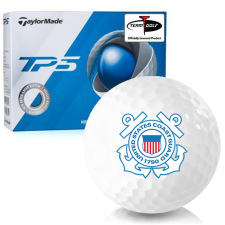 Taylor Made TP5 US Coast Guard Golf Balls