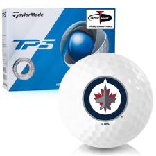Taylor Made TP5 Winnipeg Jets Golf Balls