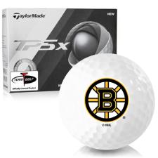 Taylor Made TP5x Boston Bruins Golf Balls