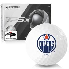Taylor Made TP5x Edmonton Oilers Golf Balls