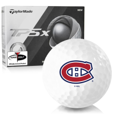 Taylor Made TP5x Montreal Canadiens Golf Balls
