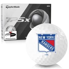 Taylor Made TP5x New York Rangers Golf Balls