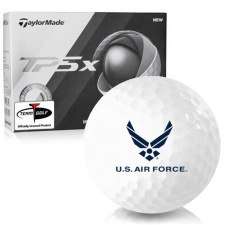 Taylor Made TP5x US Air Force Golf Balls