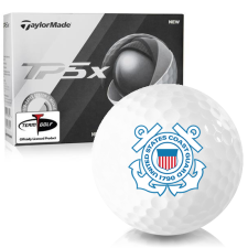 Taylor Made TP5x US Coast Guard Golf Balls