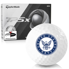 Taylor Made TP5x US Navy Golf Balls
