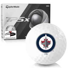 Taylor Made TP5x Winnipeg Jets Golf Balls