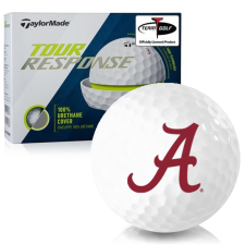 Taylor Made Tour Response Alabama Crimson Tide Golf Balls