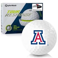 Taylor Made Tour Response Arizona Wildcats Golf Balls