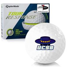Taylor Made Tour Response Cal Santa Barbara Gauchos Golf Balls