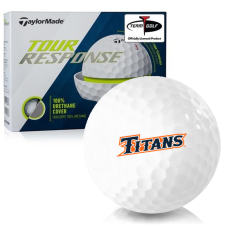Taylor Made Tour Response Cal State Fullerton Titans Golf Balls