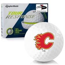 Taylor Made Tour Response Calgary Flames Golf Balls