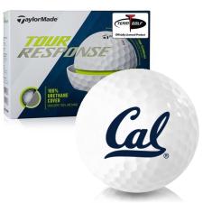 Taylor Made Tour Response California Golden Bears Golf Balls