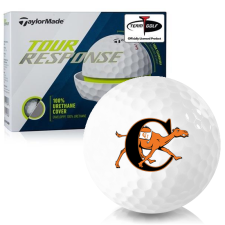 Taylor Made Tour Response Campbell Fighting Camels Golf Balls