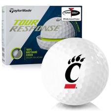Taylor Made Tour Response Cincinnati Bearcats Golf Balls