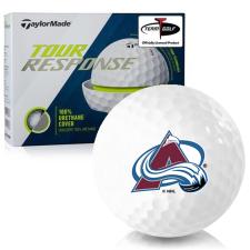 Taylor Made Tour Response Colorado Avalanche Golf Balls