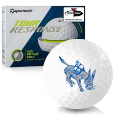 Taylor Made Tour Response Colorado School of Mines Orediggers Golf Balls