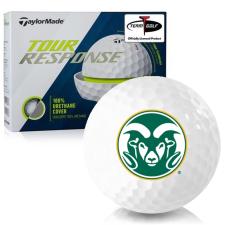 Taylor Made Tour Response Colorado State Rams Golf Balls