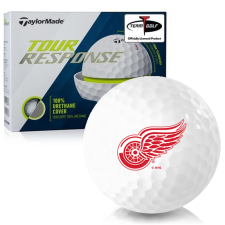 Taylor Made Tour Response Detroit Red Wings Golf Balls