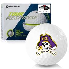 Taylor Made Tour Response East Carolina Pirates Golf Balls